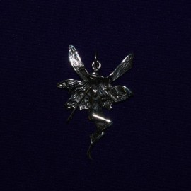 Dancing Fairy Pendant