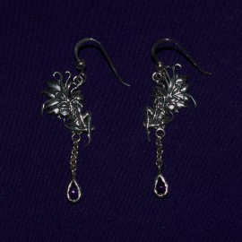 Birth of Magic Fairy Earrings