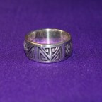 celtic ring silver