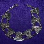 Dryad, Wheel Of The Year Silver Bracelet