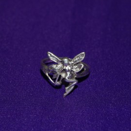 Small Fairy Silver Ring