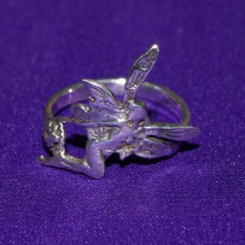 Fairy Silver Ring