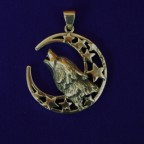 Howling pendant