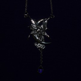 Stargazer Fairy Necklace